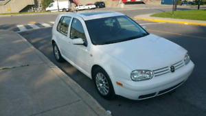 *Must see 2007 VW Golf City only 103000 km, White