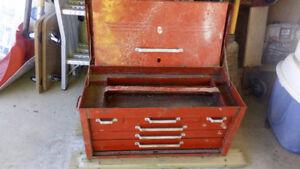 6-Drawer Metal Toolbox