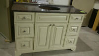 "48"" Solid Wood Vanity"
