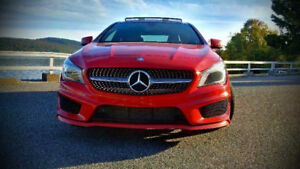 2014 Mercedes CLA 250 Sports + Premium + Sunroof + Park (CLA250)