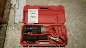 Milwaukee Tool 12 Amp SAWZALL Reciprocating Saw with Case