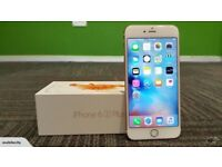 iPhone 6s Plus 128gb rose gold unlock