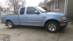 98 Ford F-150 2wd