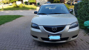 Mazda M3 2005 230,000 Kms Good Shape