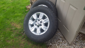 Ford f150 rims with sensors