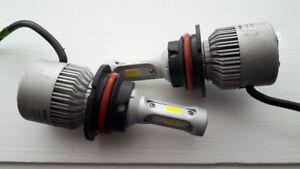 9007 LED Headlights
