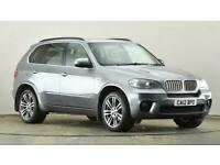 2012 BMW X5 xDrive40d M Sport 5dr Auto SUV diesel Automatic