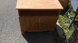 Weekend  Sale  $15........Nice Microwave,  End Table or tv stand