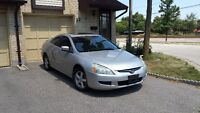 2003 Honda Accord EX-L Coupe. Fully Loaded. Safety and Etest inc