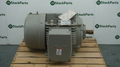 75HP 3600RPM - SIEMENS 1LA03652ES42 NSMD - 75 HP ELECTRIC MOTOR 3565 RPM 365TS T
