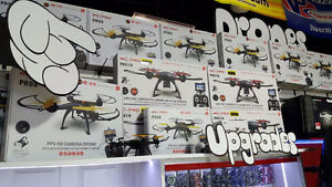Remote Control Quadcopters Starting at $59.00