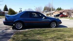 1990 Chevrolet Beretta G.T. Mint Condition Fast Car Kitchener / Waterloo Kitchener Area image 4