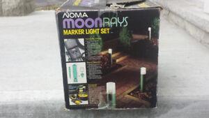 Patio lights ( noma moonrays)