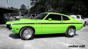 looking for a ford maverick or mercury comet