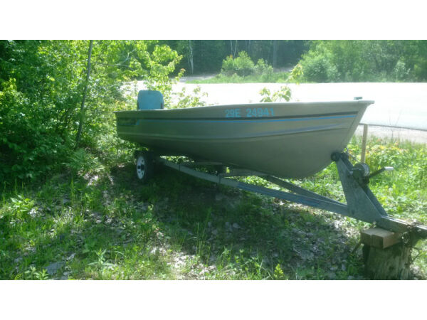 Used 1989 Other 14.5 Aluminium Boat