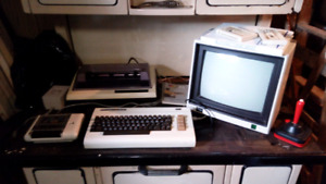 Setup complet Commodore Vic 20