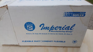 New In Box Flexible Duct (Not Insulated)