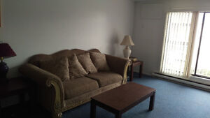Fully furnished Available now