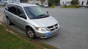 2006 Accessible Dodge Grand Caravan- REDUCED