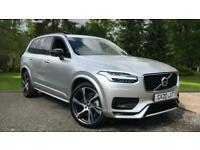 2020 Volvo XC90 B6P R Design Pro AWD Auto Xen Automatic Petrol/Electric 4x4