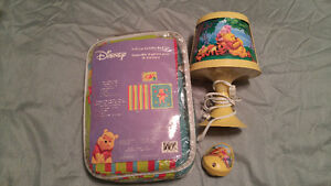 Winnie the Pooh Baby/Toddler Bedroom set
