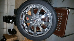 Mpw rims and tires