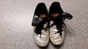 Kids Adidas Soccer Cleats - Size 2