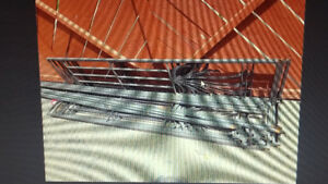 WANTED:  Metal gazebo frame