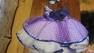 Party Dress Purple---Size 3 Kingston Kingston Area image 2