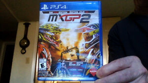 PS4 ....MXGP2...The Official Motocross Videogame
