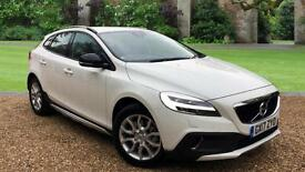2017 Volvo V40 Cross Country D2 CC Pro Nav Auto. Sensus Nav Automatic Diesel Hat