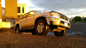 1996 Toyota 4Runner Limited 4x4 Diff Lock