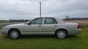 Mercury Grand Marquis LS 2007