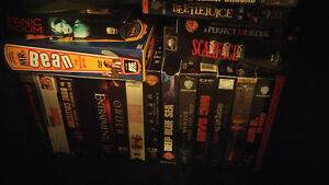 Various VCR Movie Tapes...Various Please inquire