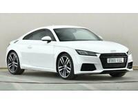 2018 Audi TT 1.8T FSI S Line 2dr Coupe petrol Manual