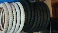 Lot of 13 New 16inch Tires And 30 New Tubes