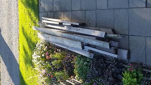 free used lumber