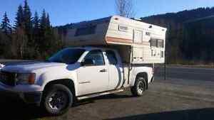 Truck Camper for half ton or bigger
