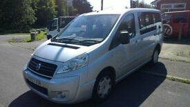 Fiat Scudo Panorama Family Multijet 120 DIESEL MANUAL 2007/07