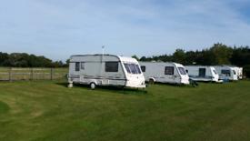 Bailey Auvergne Caravan