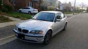 2002 BMW 325i 4 Door Manual. Ready to go