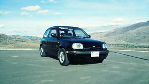 1993 Nissan Other March A# Coupe (2 door)