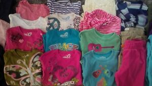 Girls 7/8 Fall/Winter Clothes including Osh Kosh Snow suit Cambridge Kitchener Area image 3