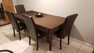 7 foot table for sale