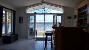 Lifestyle Wawa lakefront home or cottage