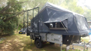 Black Series Dominator off - road camper with the lot! Swan Bay Richmond Valley Preview