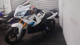 2016 Lexmoto XTRs Abs Model 9000mls