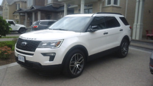 Ford Explorer  Sport Lease Takeover