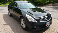 2013 Infiniti G37x Premium Package Luxury Sedan
