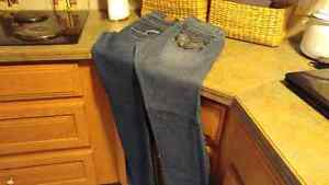 1 pair of American Eagle and 1 pair of Nine West jeans